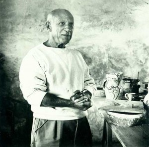 Цікаві факти про Пабло Пікассо